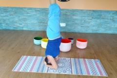 YOGA position 01
