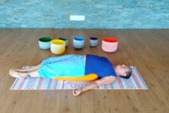 YOGA position 09